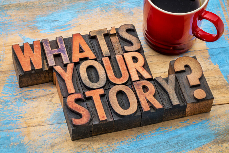 "Your ""Story"" is the Key to an Effective Marketing Presentation"